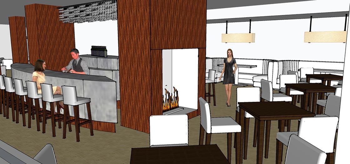 Janine Glatt Architect Hoboken Architect Restaurant In