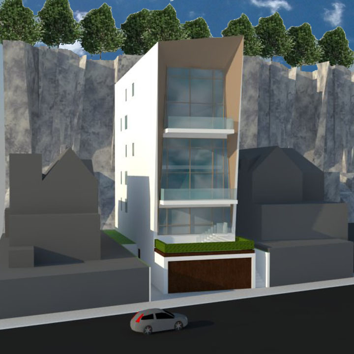 New Jersey Multifamily Architect